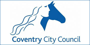 Logo for Coventry City Council